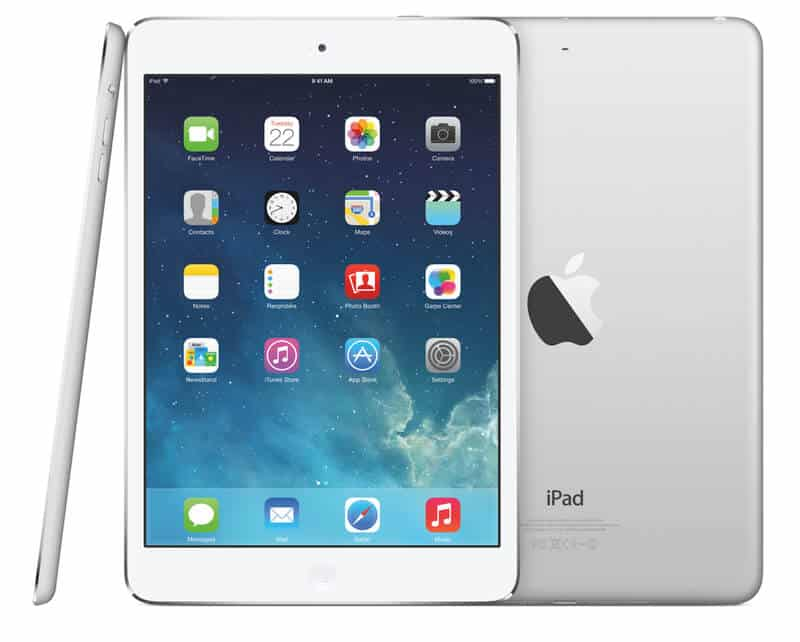 Ipad mini in regalo con Hello Bank!