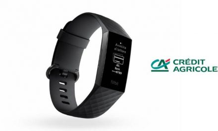 Credit Agricole regala FitBit Charge 3 Special Edition